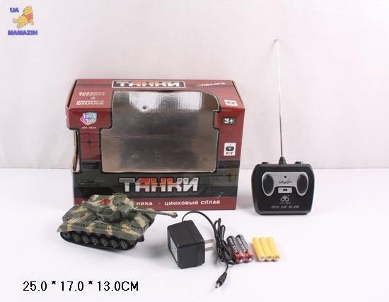 Танк аккумуляторный р/у мини Joy Toy