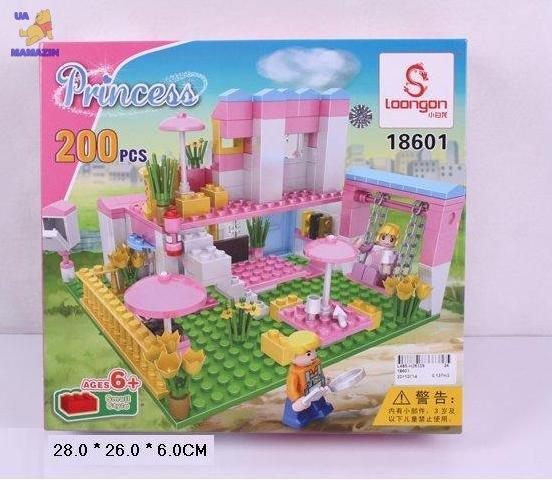 """Конструктор """"COGO"""" Princess"""