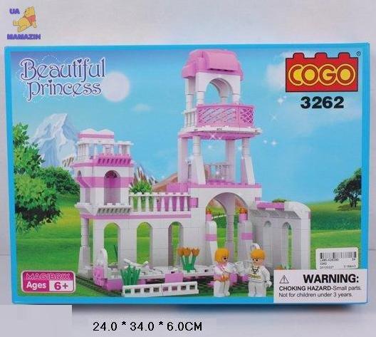 """Конструктор """"COGO"""" Beautiful princess"""