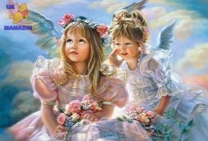 Castorland: Пазлы 500 эл. Ангелы