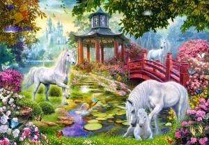 Castorland: Пазлы 260 эл. Единорог Лето