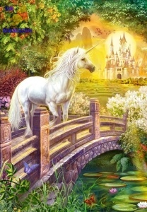 Castorland: Пазлы 120 эл. Зачарованый сад