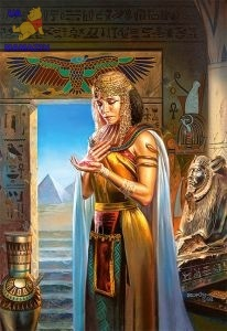"Castorland: пазл ""Египетская принцесса"" 1000 эл."