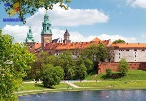 "Castorland: пазл Замок ""Wawel"", Польша, 1000 эл."