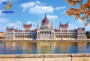 "Castorland: пазл ""Здание парламента, Будапешт"", 1000 эл."
