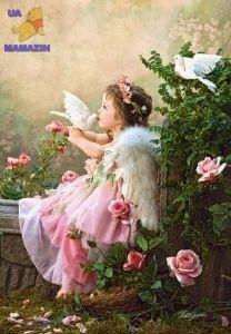 "Castorland: пазл ""Поцелуй Ангела"", 1000 эл."