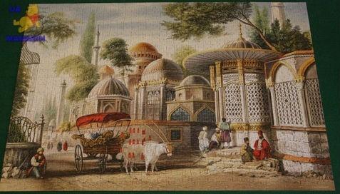 """Castorland: пазл """"Княжеская мечеть, Стамбул"""", 1000 эл."""