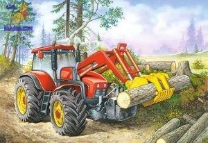 "Castorland: пазл Трактор"", 60 эл."