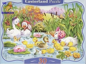 "Castorland: пазл ""Гадкий утёнок"", 30 эл."