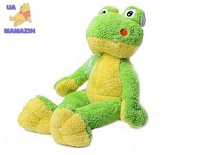 Жаба - мягкая игрушка