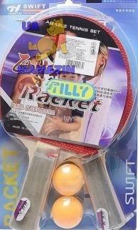 Теннис настастольный - ракетки + мяч