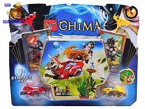 """Конструктор """"Chima"""", поединок"""