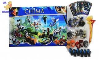 Конструктор Chima «Герои на чимациклах»