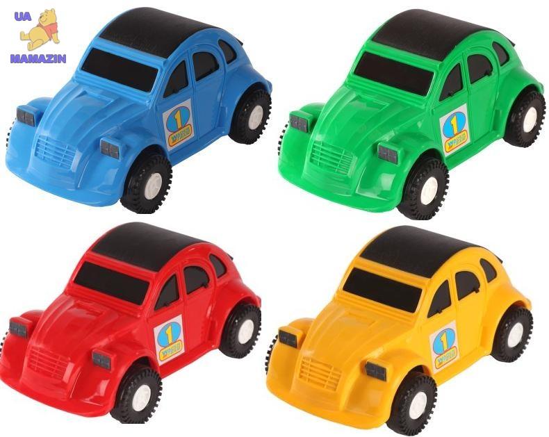 Игрушечная машинка авто-жучок