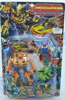 Трансформер-робот в ассортименте