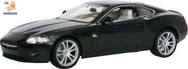 Сборная модель машинка металл 1:24 Jaguar Xk Coupe