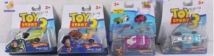 """Машинка инерционная """"Toy Story"""""""