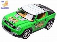 Машинка с принтом BEN10