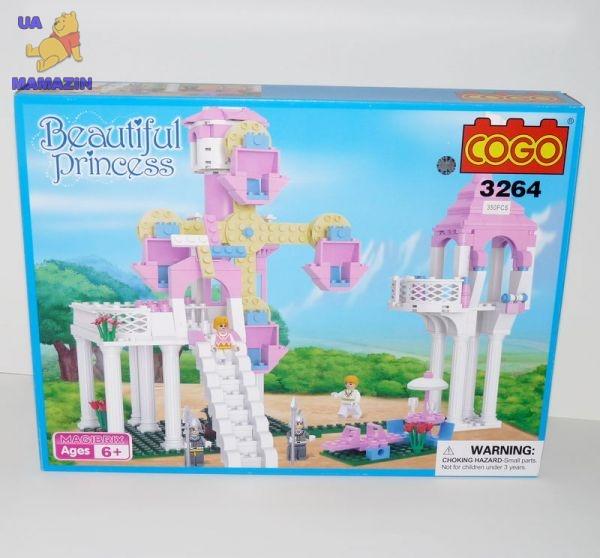 """Конструктор COGO """"Красивая принцесса"""""""