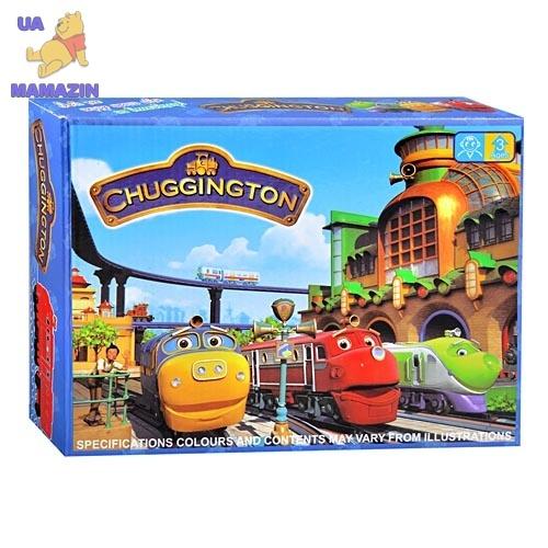 Железная дорога Chugginston