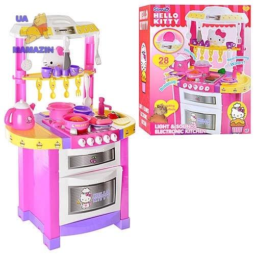 "Кухня ""Hello Kitty"" ТМ HTI"