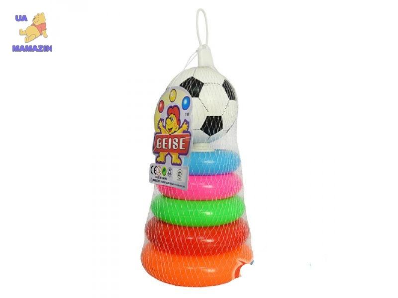 Пирамидка Футбольный мячик