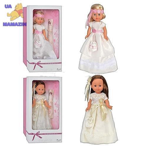"""Кукла ручной работы """"Невеста"""" Ариас, Испания"""