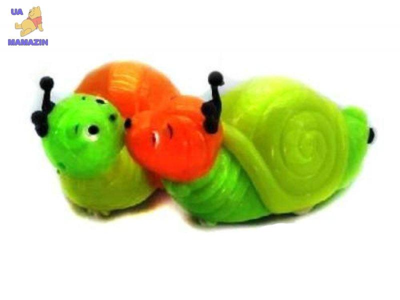 Заводная игрушка  улитка