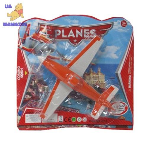 Заводная игрушка самолет