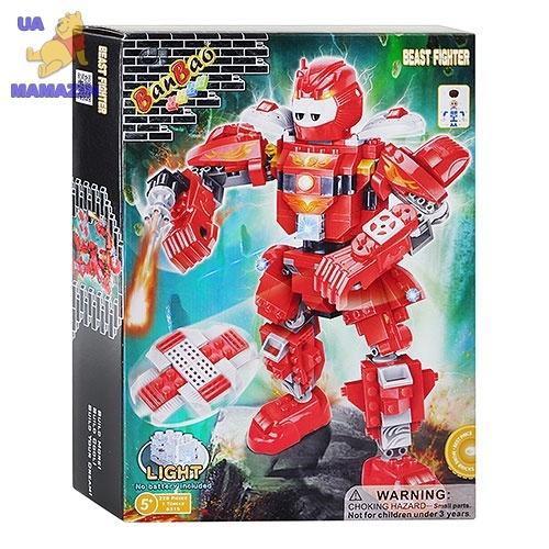 Конструктор BANBAO Робот-боец