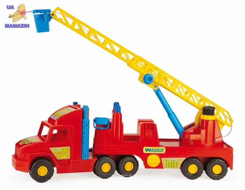 """Машина """"Super Truck"""" пожарная (брызгает водой)"""