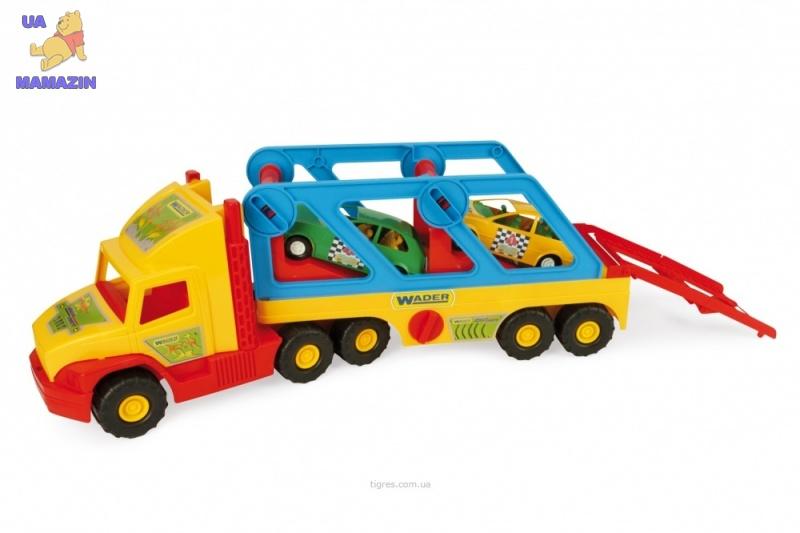 """Машина """"Super Truck"""" с авто-купе Тигрес"""
