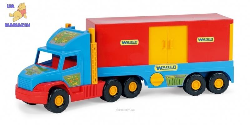 """Машина """"Super Truck"""" фургон Тигрес"""