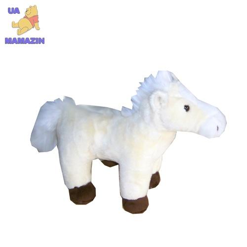 Лошадь музыкальная игрушка 30см
