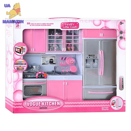 Заказать кухню для кукол