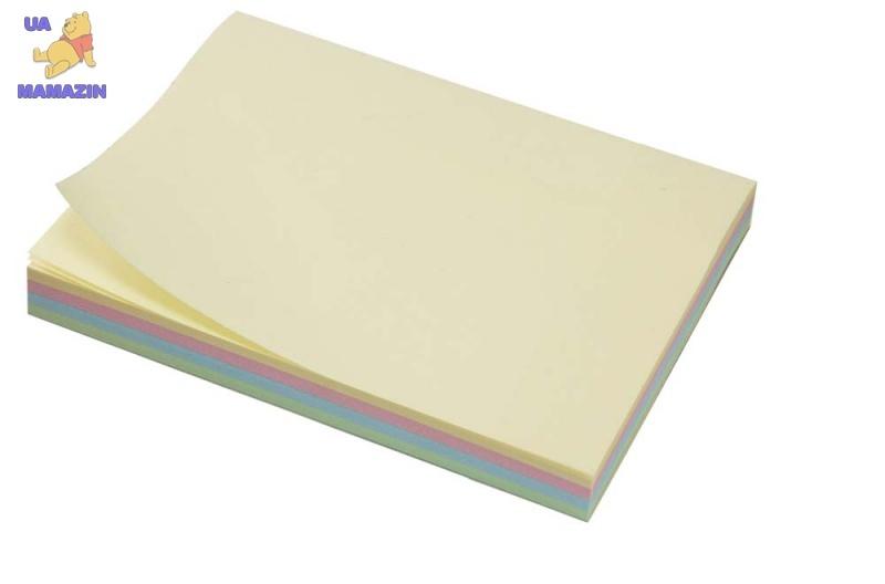 Бумага с липким слоем