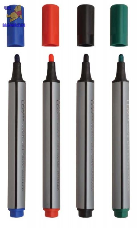 Набор маркеров для доски 4цв/уп.