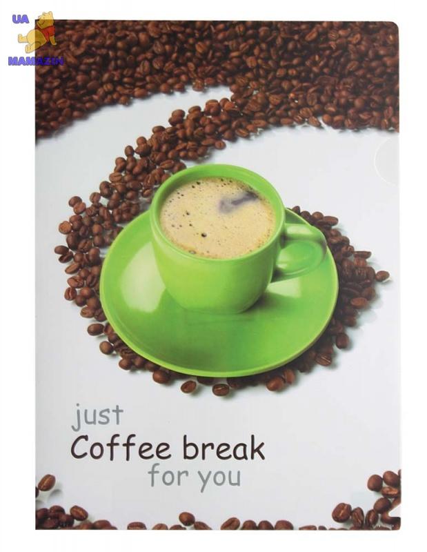 """Уголок А4 """"Coffee break"""""""