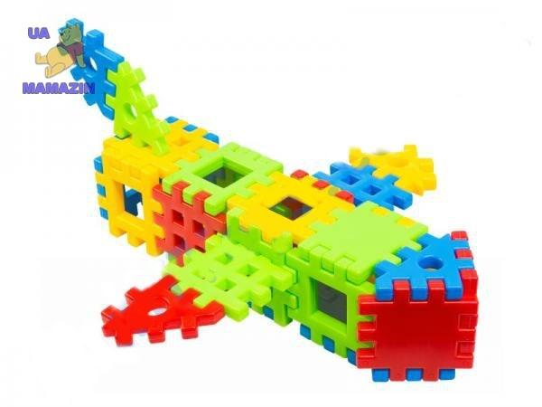 Игрушка конструктор Поеднайко 26 элементов Тигрес