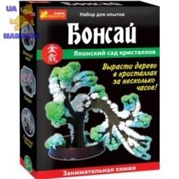 """Дерево из кристаллов """"Бонсай"""", ТМ Ранок"""