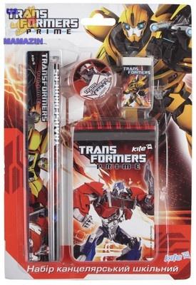 Набор канцелярский KITE Transformers