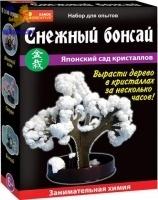 """Дерево из кристаллов """"Снежный бонсай"""", ТМ Ранок"""