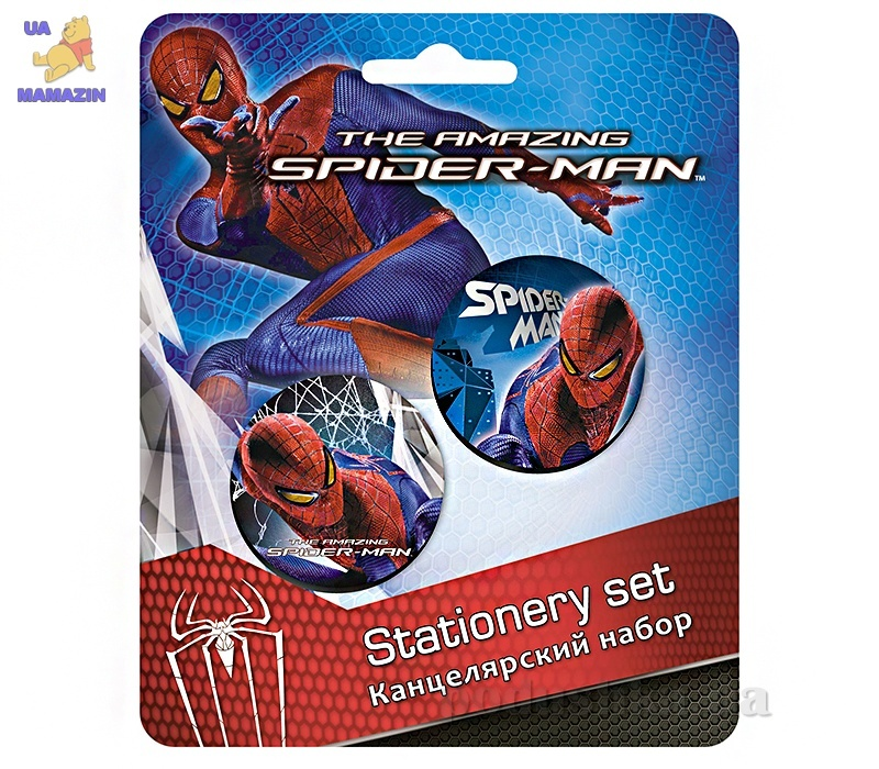 Набор канцелярский в Spider-man