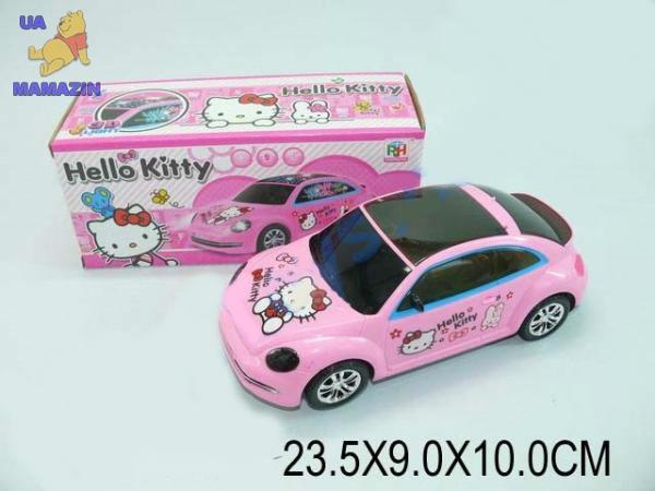 "Машина ""HELLO KITTY"""