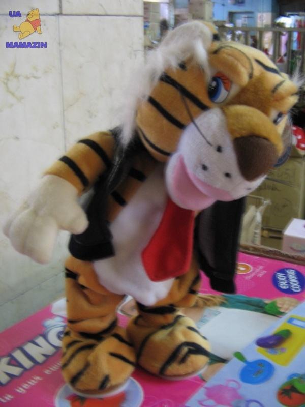 Тигр танцует