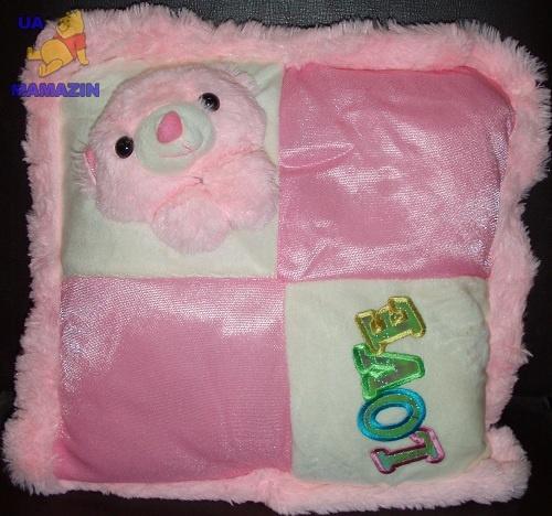 Подушка детская 32*32см