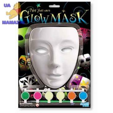 Раскрась светящуюся маску ТМ 4М