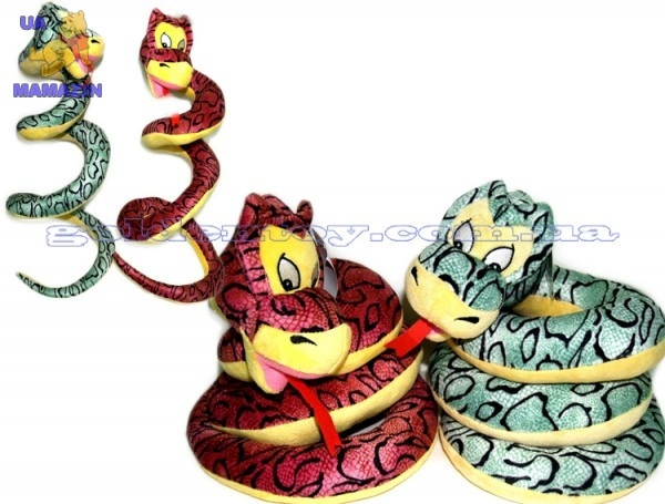 Змея 30см