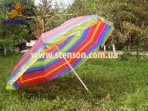 Зонт пляжный D2.4m