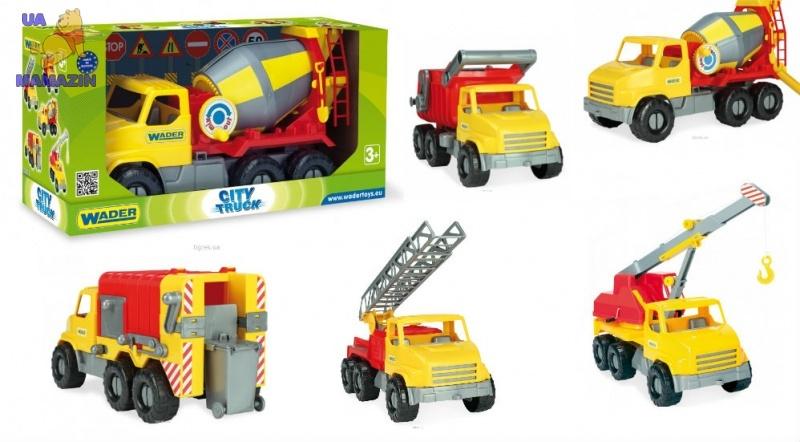 "Машина ""City Truck"""